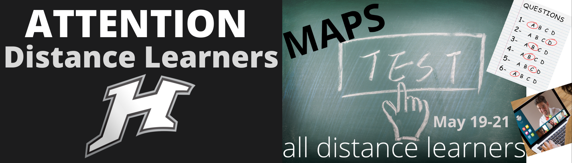 Distance Learners MAPS info