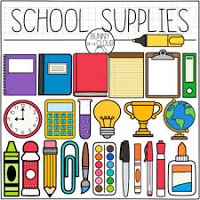 School Supply List