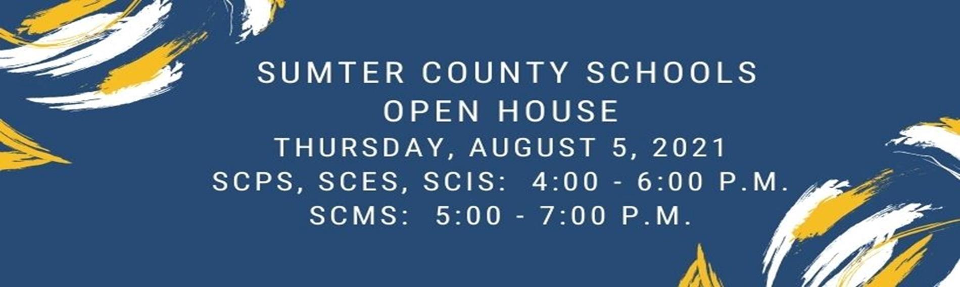 SCS Open House