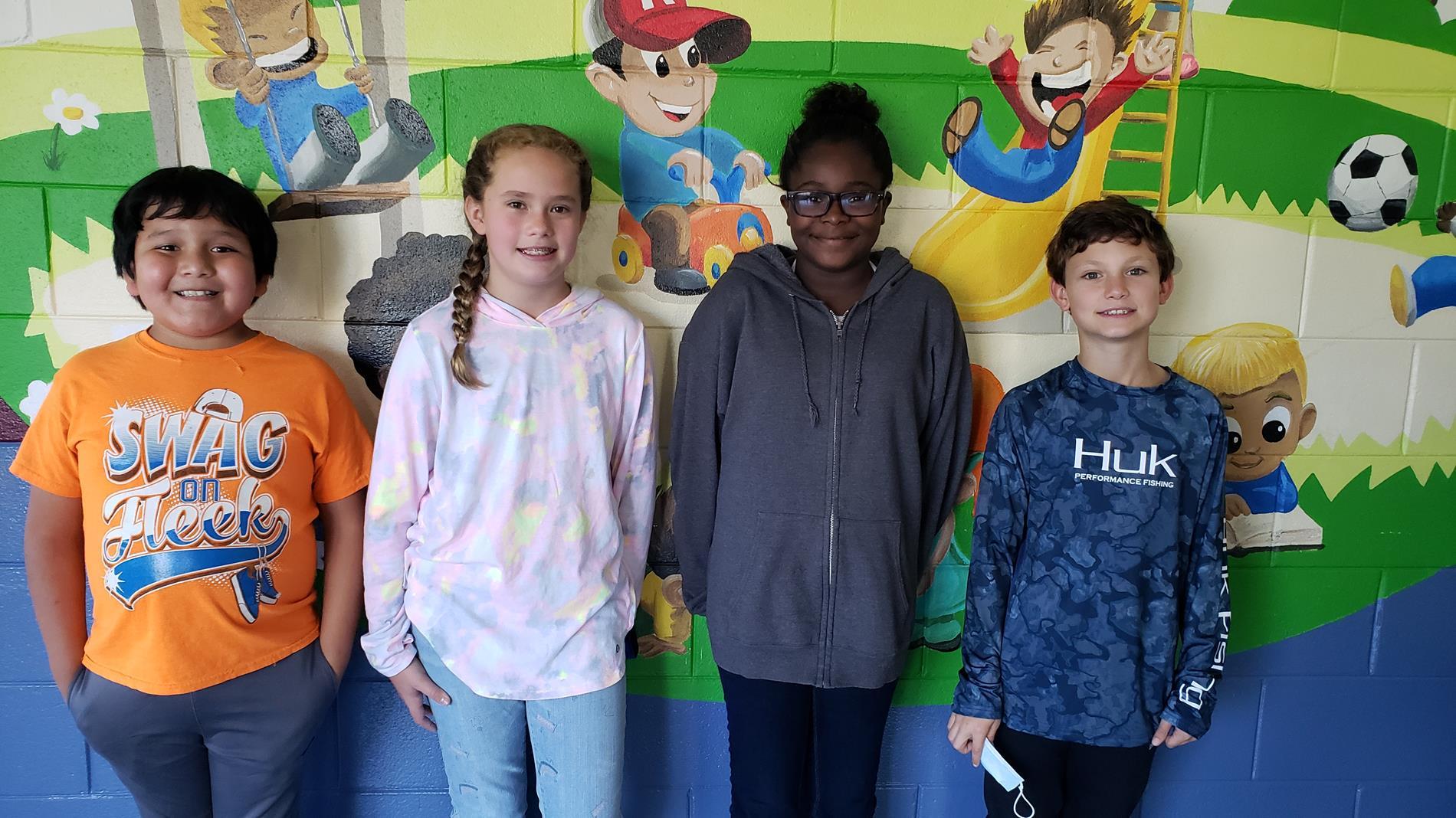 winners of Spelling Bee