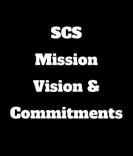SCS Mission Vision Commitments