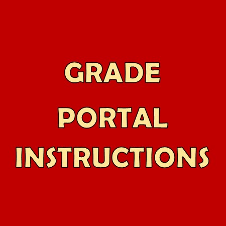 Grade Portal Instructions