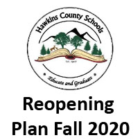 Hawkins County Schools Reopening Plan