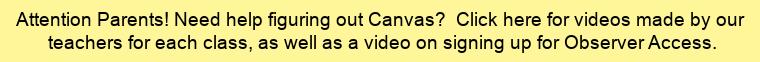 Canvas Videos