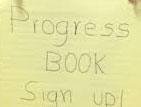 New ProgressBook account request