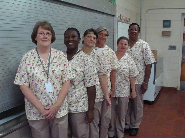 Lunchroom Staff