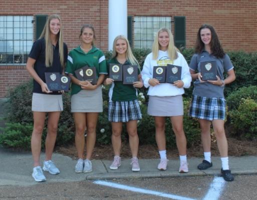 Girls Soccer Awards