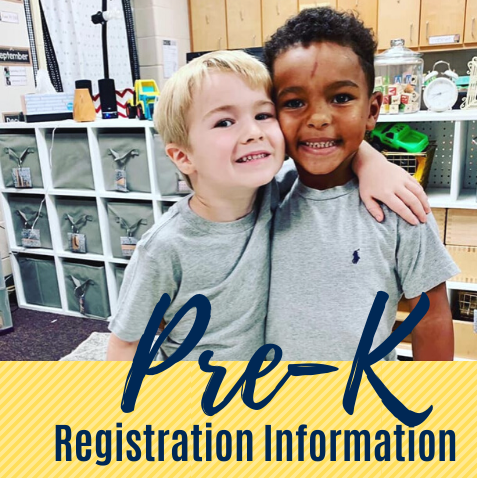 Pre-K Registration