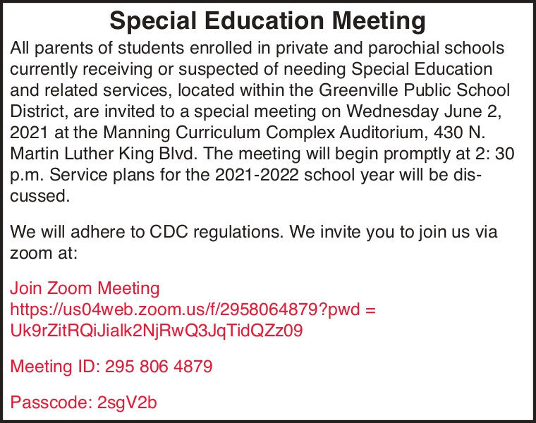 special education meeting-1