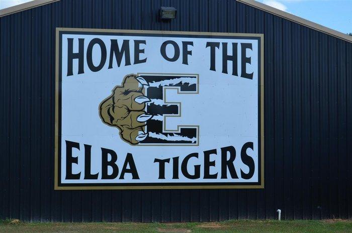 Elba Tigers banner
