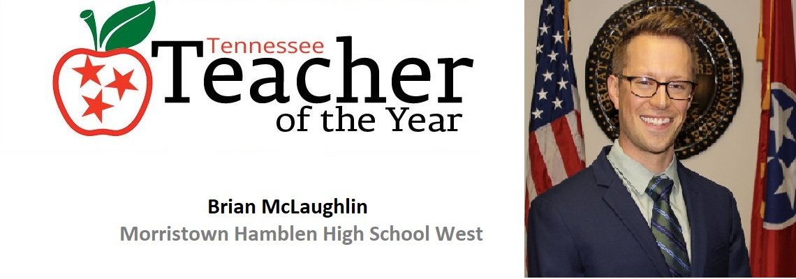 TN Teacher of Year 2019