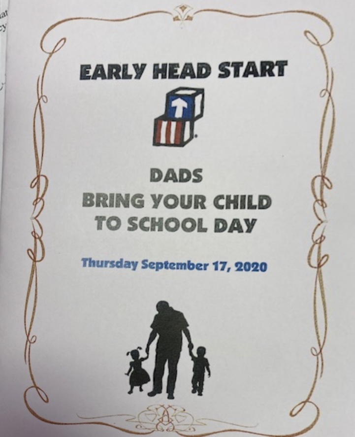 Dads bring your child to school day!