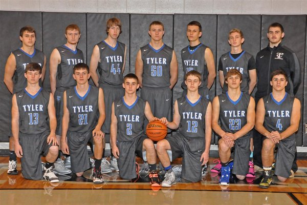 Boys Basketball Team Picture