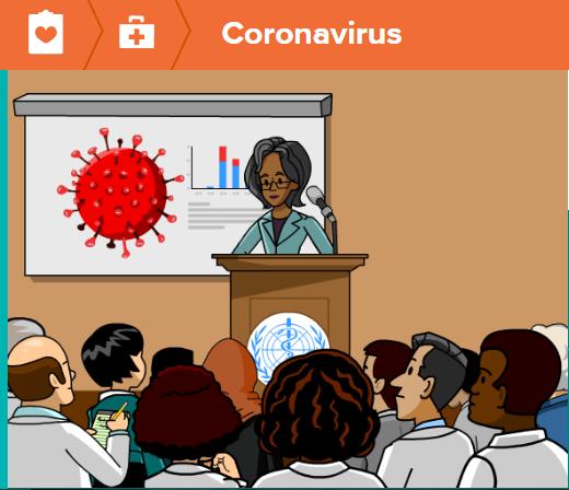 Brainpop Corona Virus Video