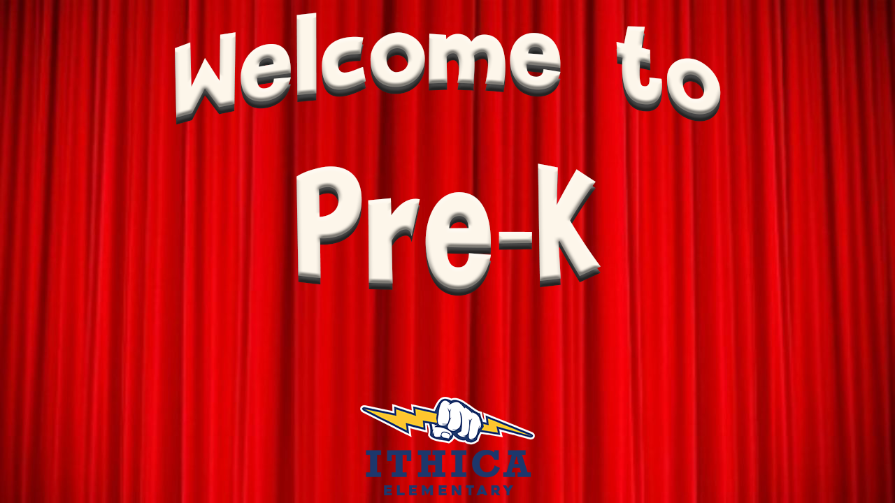 prek welcome video link