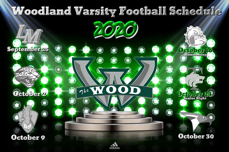 Woodland High School Football Schedule