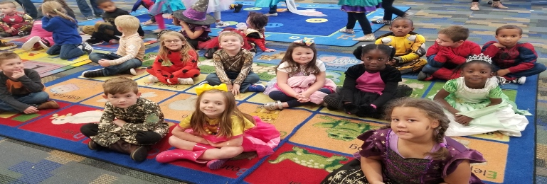 Students dress up as their favorite storybook character