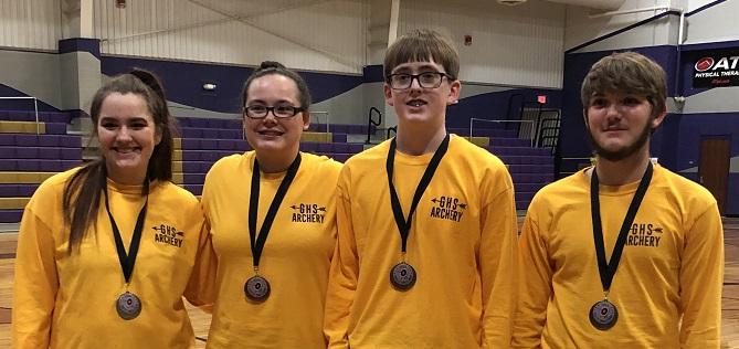 Archery Winners