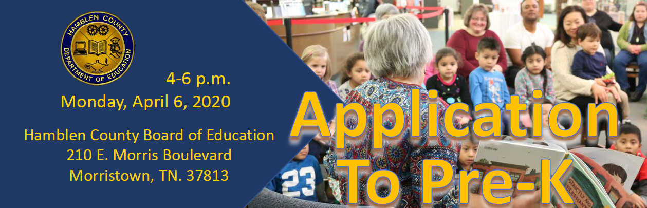 Pre-K Application 2020 Tuition Based