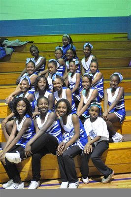 Mighty Panther Cheer Team