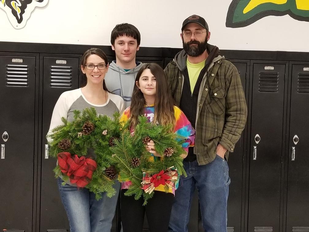 Family Evergreen Event