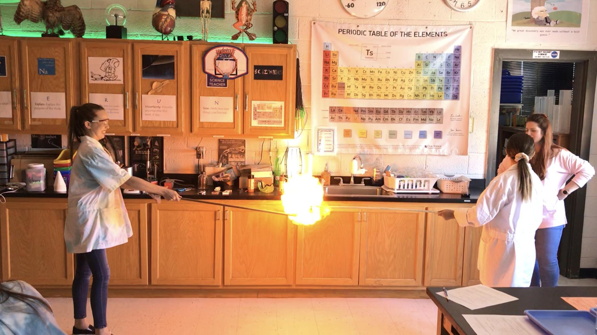 Hydrogen Experiment
