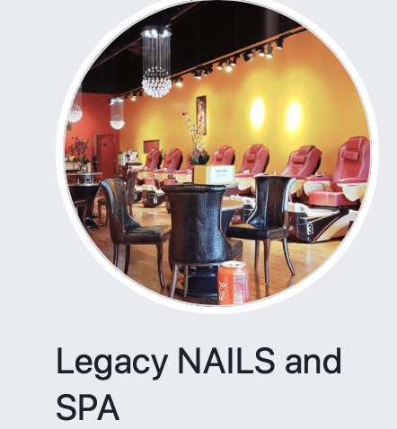 Legacy Village Nails & Spa - Parent Incentives