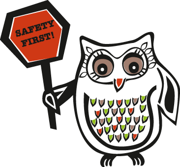safety first owl