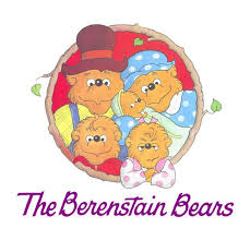 Berenstein Bears Logo