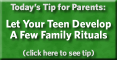 tips for secondary parents