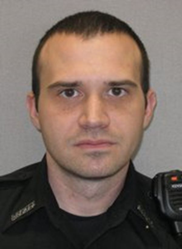 Officer Mitch Corley Tyler County Sheriff's Office