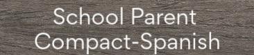 school parent contract spanish link/tab