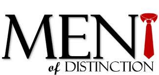 men of distinction graphic