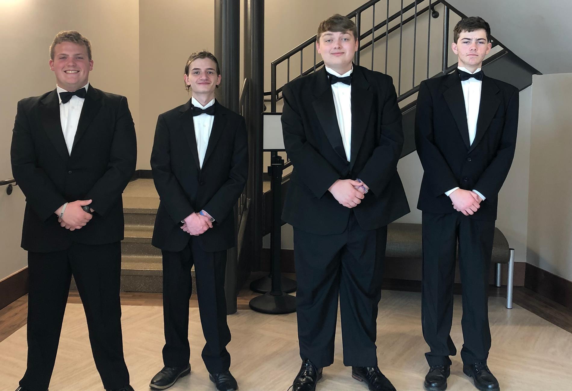 Boys' Quartet