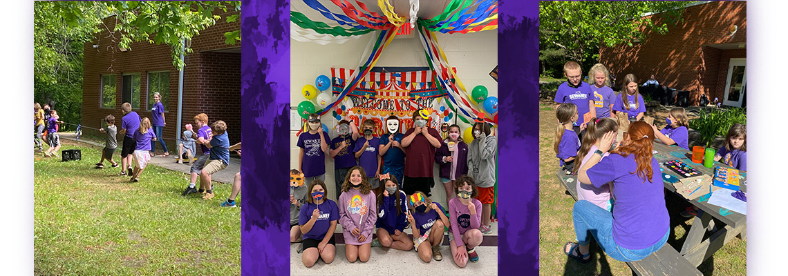 carnival day at school