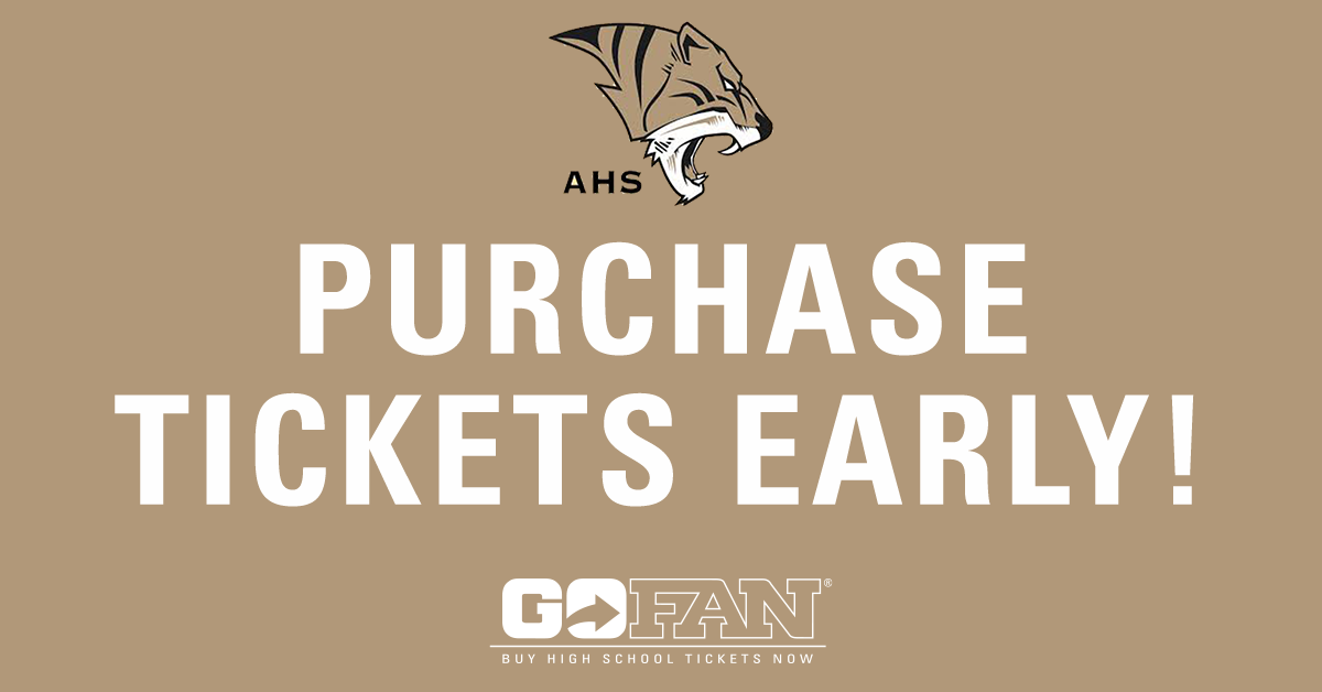 Hey! Get your football tickets early!