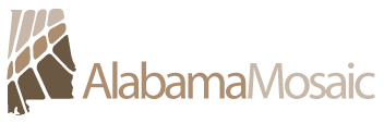 Alabama Mosaic website logo with link to site