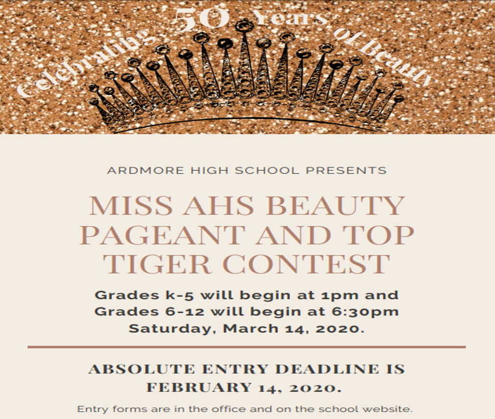 Beauty Walk and Top Tiger Contest