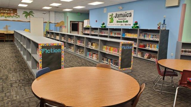 picture of school library