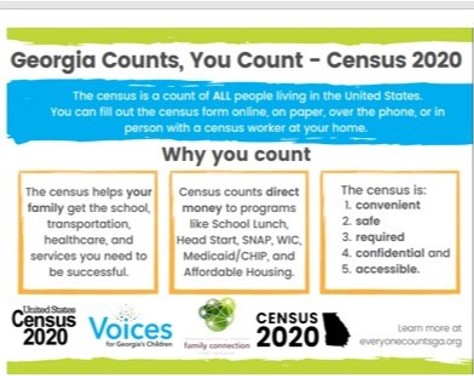 Census English slide
