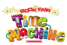 Scholastic Book Fair Image with link to online fair embedded