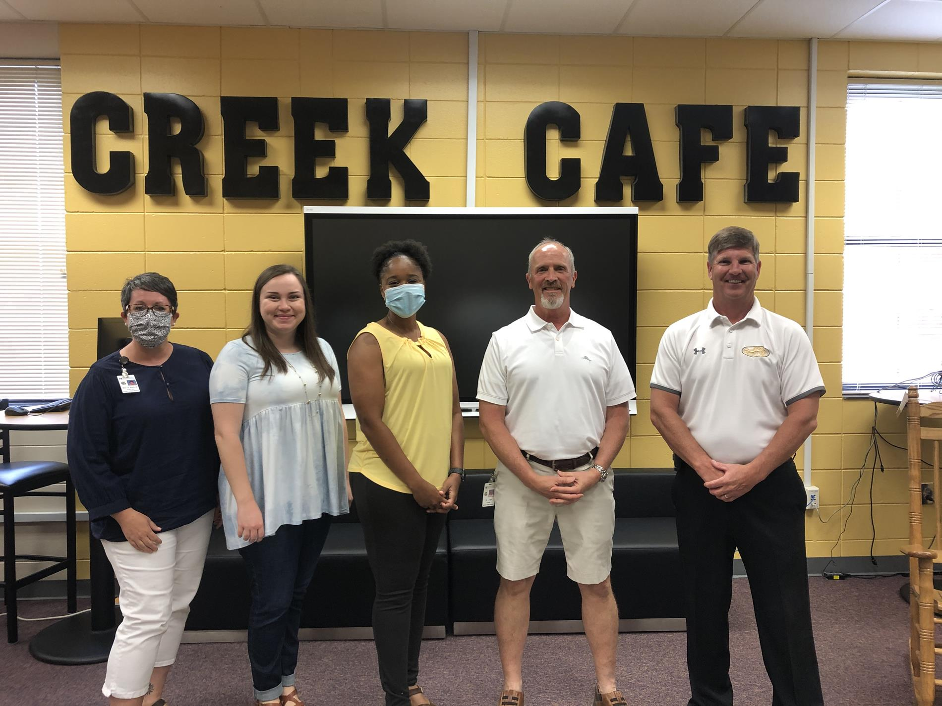 Mossy Creek says goodbye to these staff members.