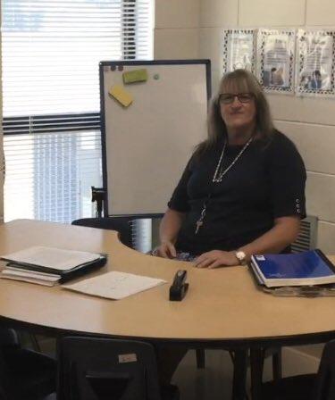 Carolyn Butler, National Board Certified Teacher