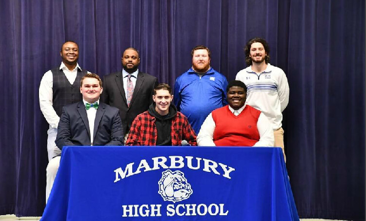 2021 Signing Day