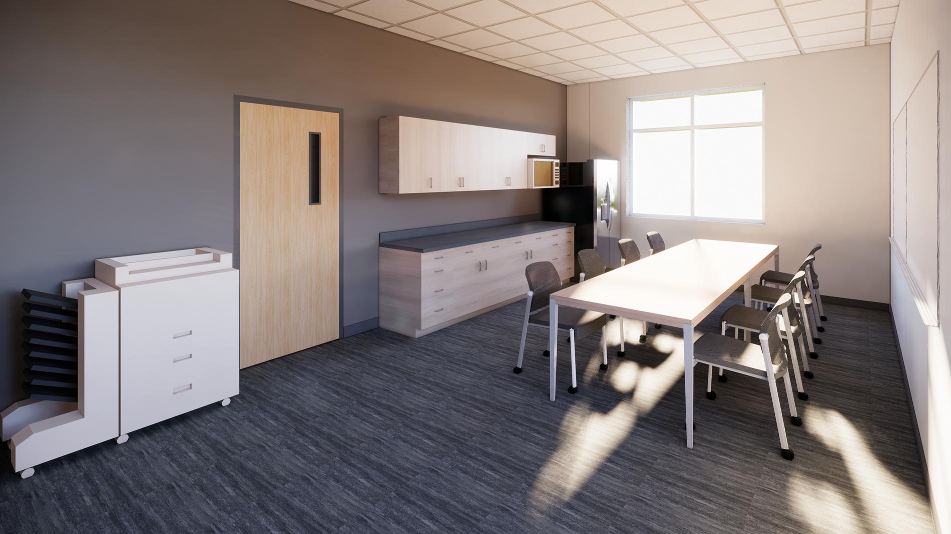 Teacher Workroom