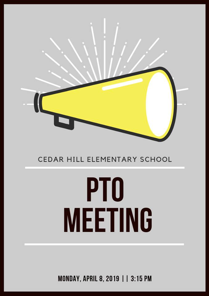 PTO Meeting (Important)