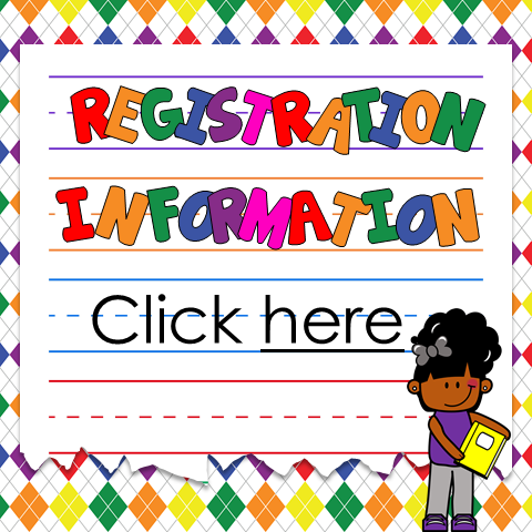Summer Registration Information