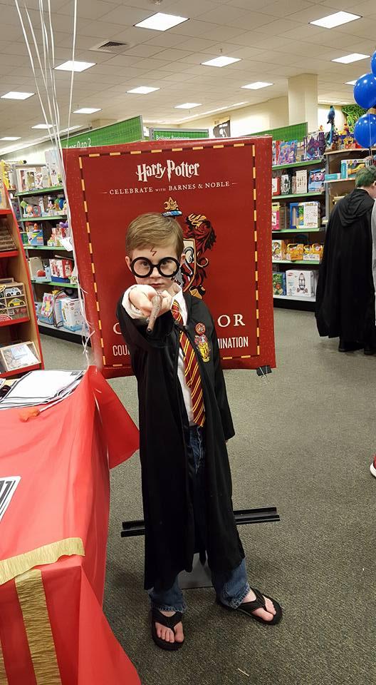 Finn Potter