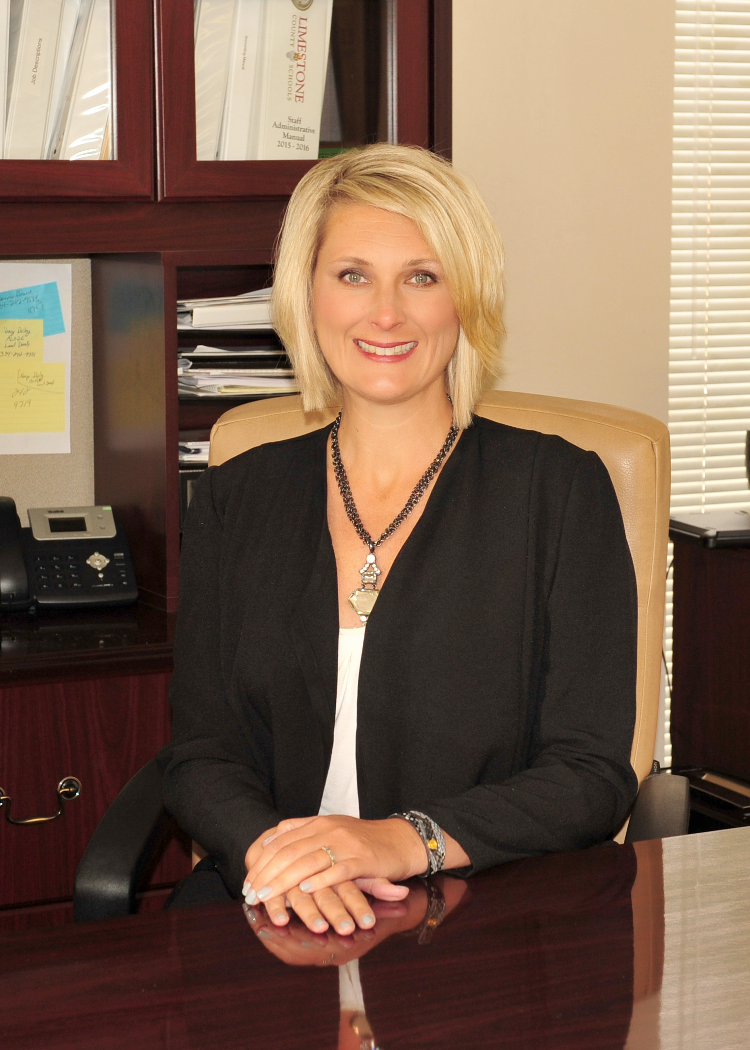 Tara Bachus, Director of Special Services