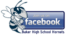 Follow Baker High School Hornets on Facebook!